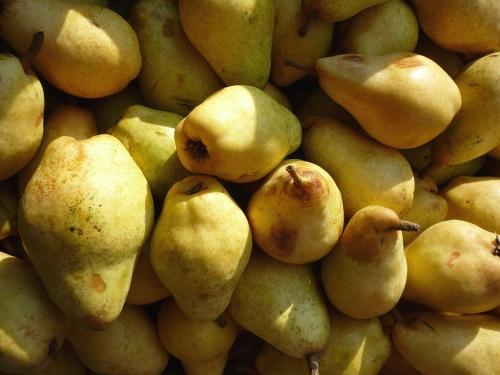 Birnen, Erzeugermarkt