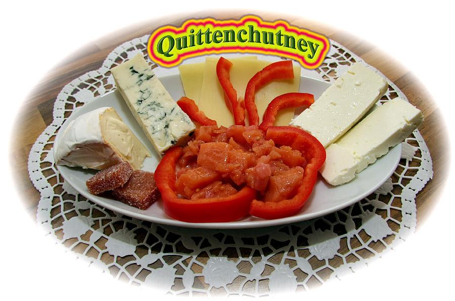 Quittenchutney